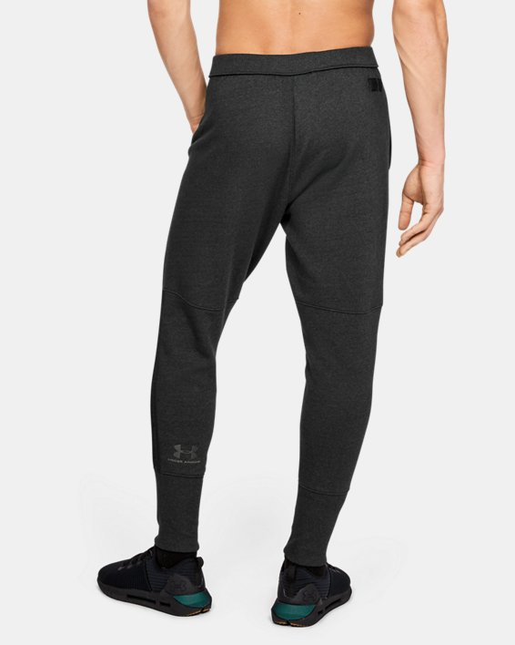 Men's UA Accelerate Off-Pitch Pants, Black, pdpMainDesktop image number 2