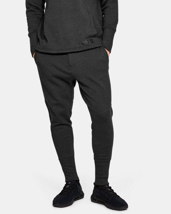 Men's UA Accelerate Off-Pitch Pants, Black, pdpMainDesktop image number 0