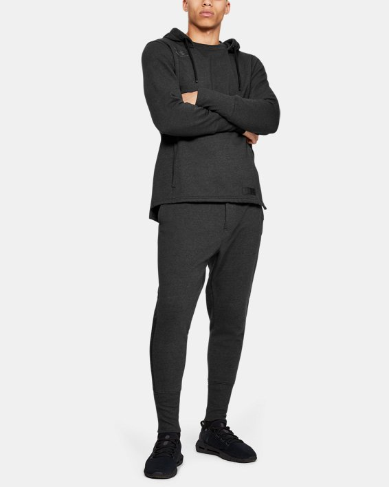 Men's UA Accelerate Off-Pitch Pants, Black, pdpMainDesktop image number 1