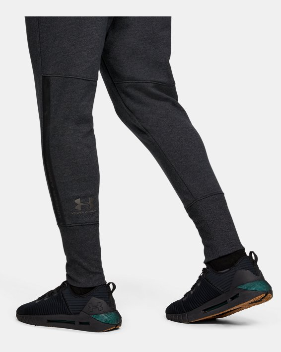 Men's UA Accelerate Off-Pitch Pants, Black, pdpMainDesktop image number 5