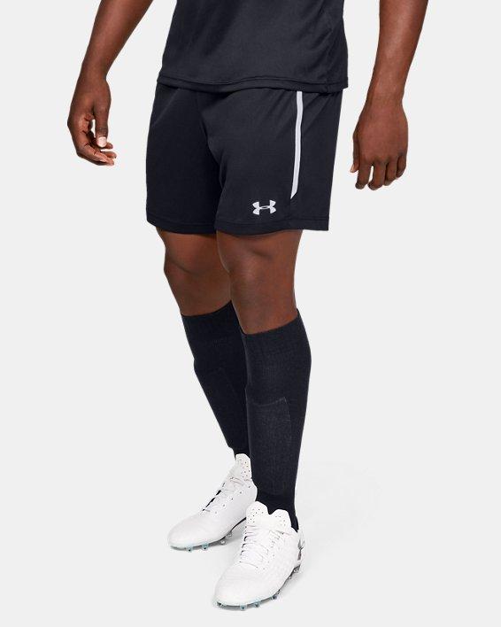 Men's UA Maquina 2.0 Shorts, Black, pdpMainDesktop image number 0