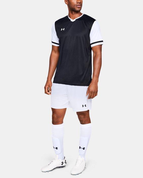 Men's UA Maquina 2.0 Shorts, White, pdpMainDesktop image number 1