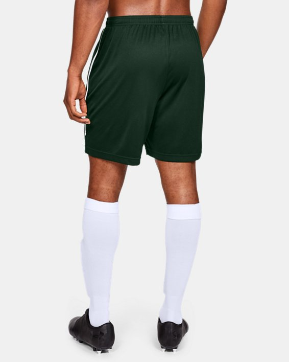 Men's UA Maquina 2.0 Shorts, Green, pdpMainDesktop image number 2