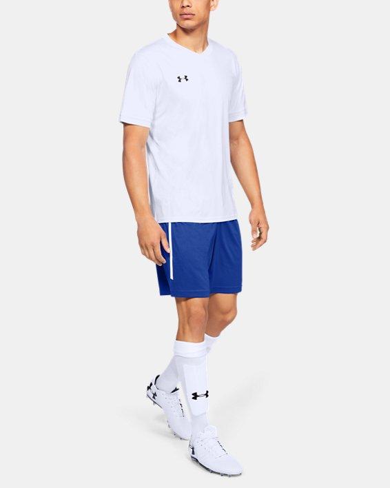 Men's UA Maquina 2.0 Shorts, Blue, pdpMainDesktop image number 1