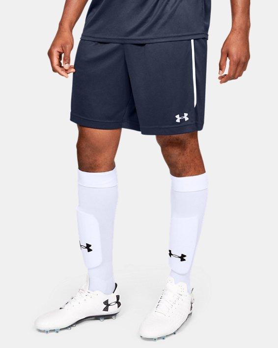 Men's UA Maquina 2.0 Shorts, Navy, pdpMainDesktop image number 0