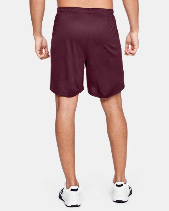 Men's UA Maquina 2.0 Shorts, Red, pdpMainDesktop image number 2