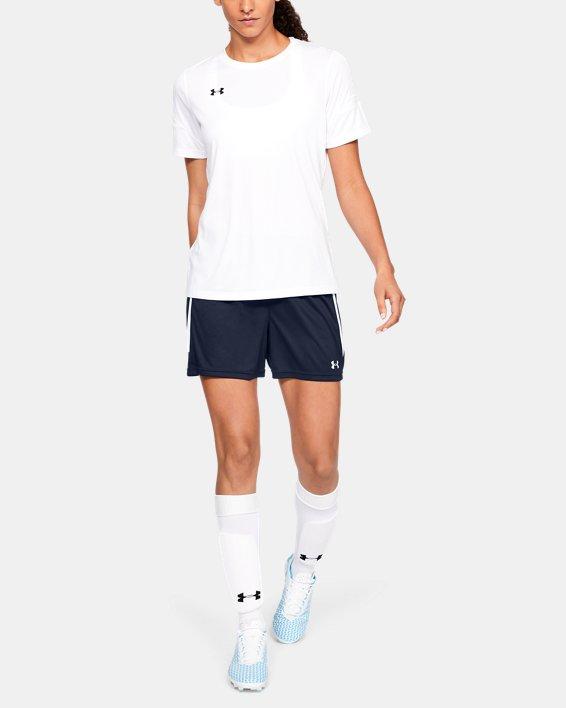Women's UA Maquina 2.0 Shorts, Navy, pdpMainDesktop image number 1
