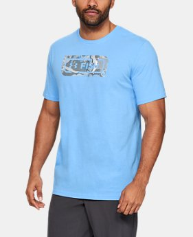 826fbe36b7 Blue Fishing Graphic T's | Under Armour US