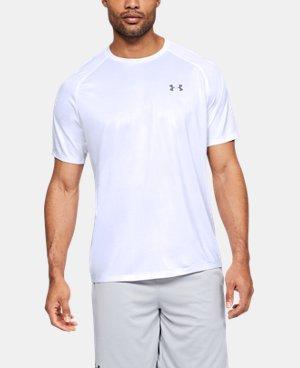 a170d1ea Men's White Short Sleeve Shirts | Under Armour US