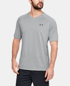 Men's UA Tech™ 2.0 V-Neck Short Sleeve LIMITED TIME ONLY 10  Colors Available $19.99