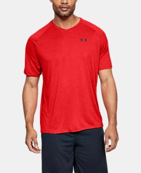 2a7e08b4e New to Outlet Men's UA Tech™ V-Neck Short Sleeve 11 Colors Available $20.99