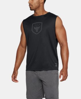 Best Seller Men's UA x Project Rock Muscle Tank  1 Color $34.99