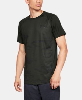 New Arrival Men's UA MK-1 Camo Short Sleeve FREE U.S. SHIPPING 1  Color Available $35