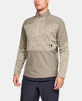New Arrival Men's UA Storm Cyclone ColdGear® ½ Zip  5  Colors Available $70