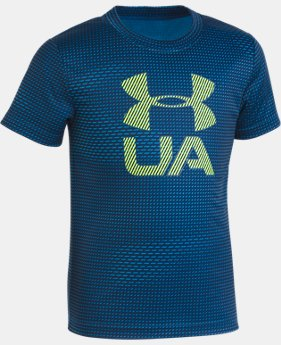 Boys' Toddler UA Sync T-Shirt  LIMITED TIME: FREE SHIPPING 1  Color Available $29