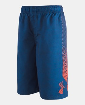 14bf625870 Boys  Pre-School UA Big Logo Volley LIMITED TIME ONLY 2 Colors Available   20.99