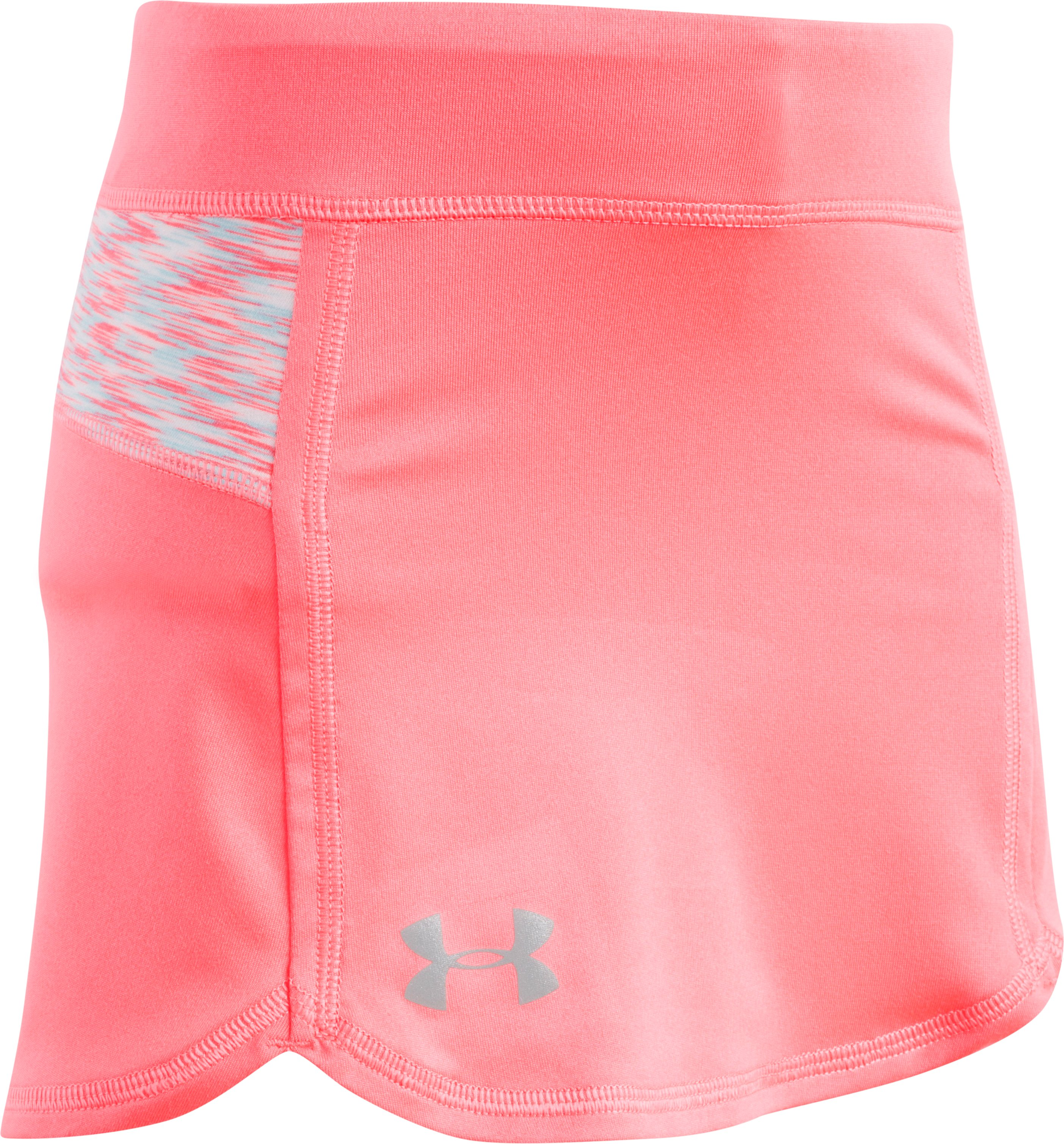 Girls' Pre-School UA Play Up Skort , BRILLIANCE, zoomed
