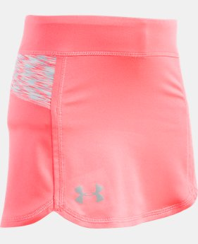 New Arrival Girls' Pre-School UA Play Up Skort   1  Color $25