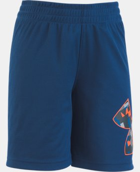 New Arrival Boys' Pre-School UA Wordmark Striker Shorts  2  Colors $22