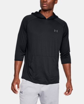 Men's UA Tech™ 2.0 ¾ Sleeve Hoodie  1  Color Available $35