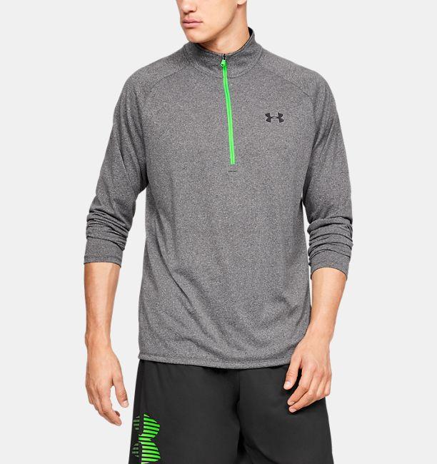 8a0169e059 Men's UA Tech™ ½ Zip Long Sleeve