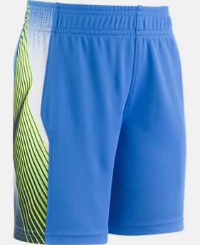 Boys' Toddler UA Space The Floor Short   1  Color $25