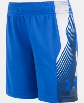 Boys' Toddler UA Space The Floor Short   4  Colors Available $25