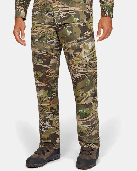 Men's UA ArmourVent™ NFZ Camo Field Pants, Misc/Assorted, pdpMainDesktop image number 0