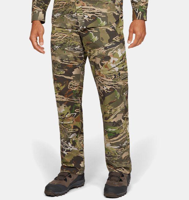 0116571405f74 Men's UA ArmourVent™ NFZ Camo Field Pants | Under Armour US