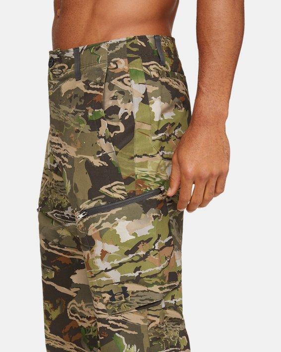 Men's UA ArmourVent™ NFZ Camo Field Pants, Misc/Assorted, pdpMainDesktop image number 5