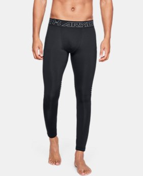 New Arrival Men's ColdGear® Reactor Leggings  2  Colors Available $55