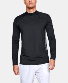 New Arrival Men's ColdGear® Reactor Long Sleeve Shirt  4  Colors Available $55