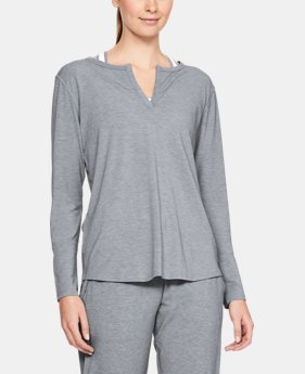 Women's Athlete Recovery Sleepwear™ Long Sleeve  2  Colors Available $65