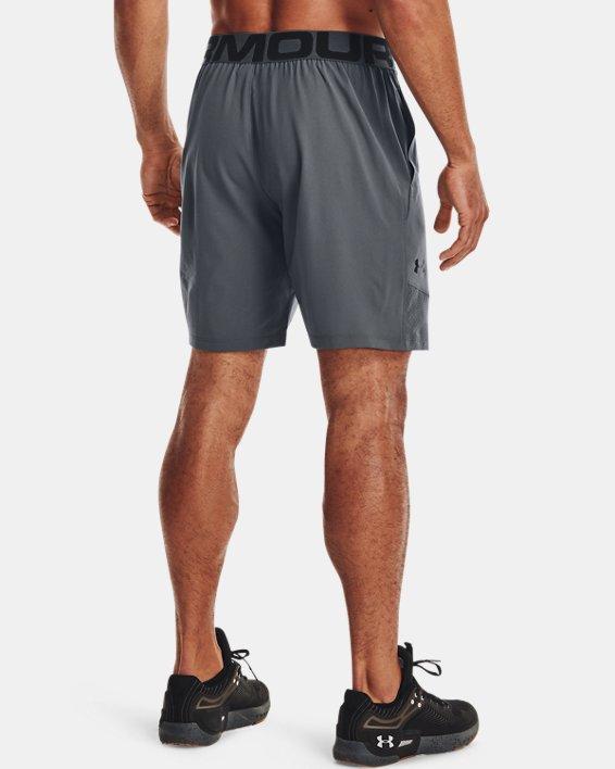 Men's UA Vanish Woven Shorts, Gray, pdpMainDesktop image number 2