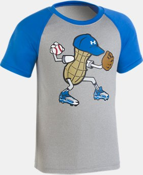 Boys' Toddler UA Home Base T-Shirt   1  Color Available $20