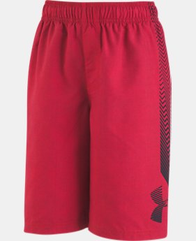 Boys' Toddler UA Big Logo Volley  1  Color Available $27