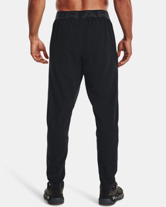 Men's UA Vanish Woven Pants, Black, pdpMainDesktop image number 3