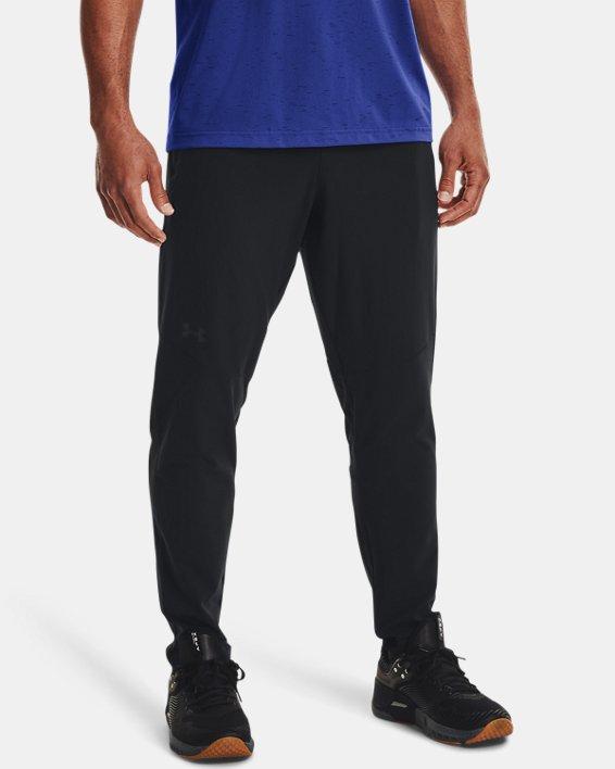 Men's UA Vanish Woven Pants, Black, pdpMainDesktop image number 2
