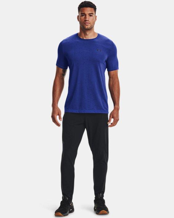 Men's UA Vanish Woven Pants, Black, pdpMainDesktop image number 1
