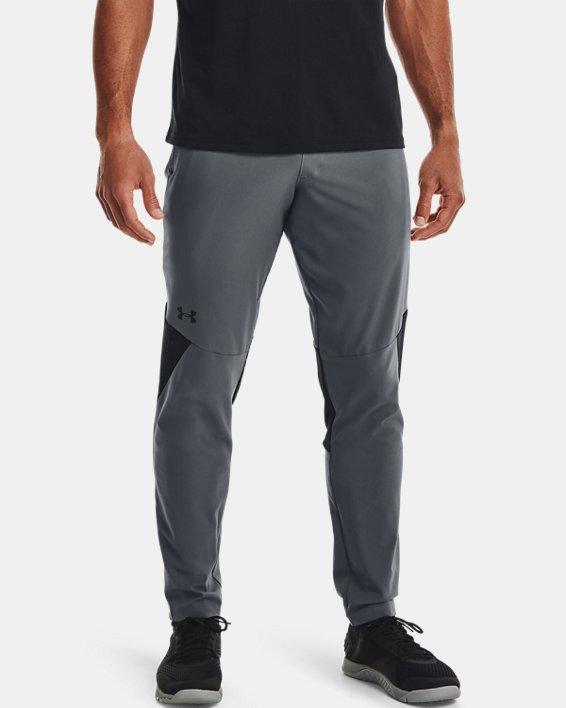 Men's UA Vanish Woven Pants, Gray, pdpMainDesktop image number 2