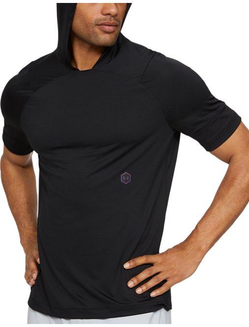 1e89791a34 Men's UA RUSH™ Short Sleeve Hoodie