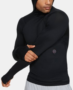 8595e3e5a Men's UA RUSH™ Compression Scuba Hoodie 2 Colors Available $75