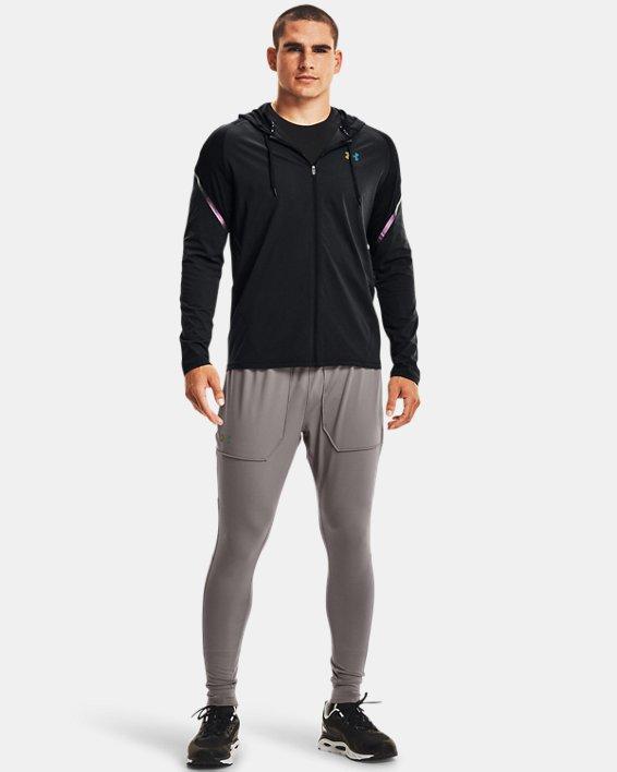 Men's UA RUSH™ Fitted Pants, Gray, pdpMainDesktop image number 0