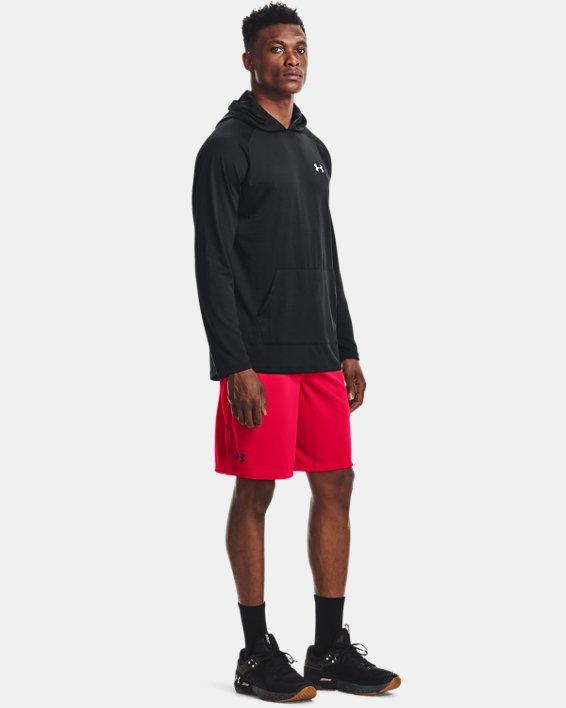 Sweat à capuche UA Tech™ 2.0 pour homme, Black, pdpMainDesktop image number 1