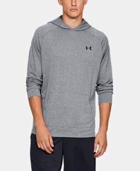 903d9093 Men's UA Tech™ Hoodie 2.0 3 Colors Available $40