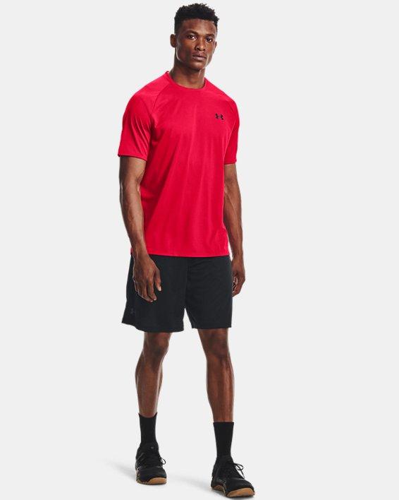 Men's UA Tech™ Mesh Shorts, Black, pdpMainDesktop image number 3