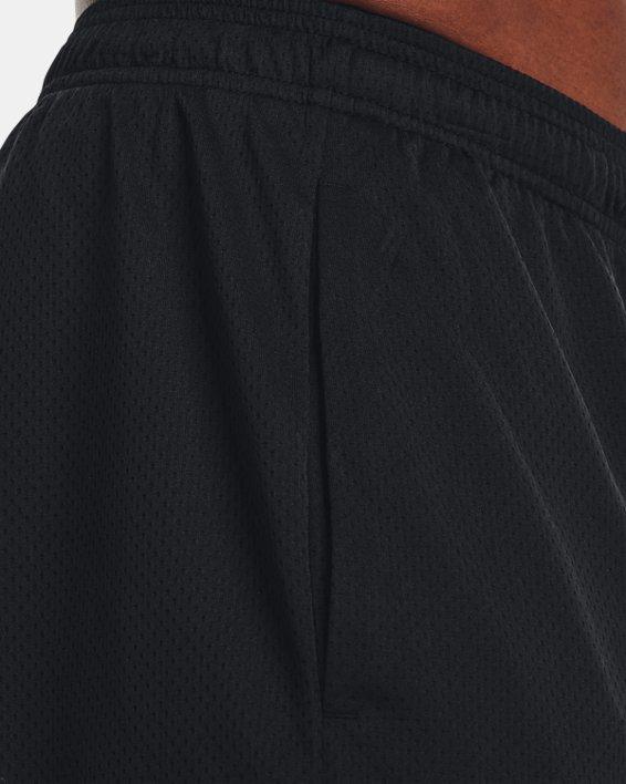 Men's UA Tech™ Mesh Shorts, Black, pdpMainDesktop image number 4