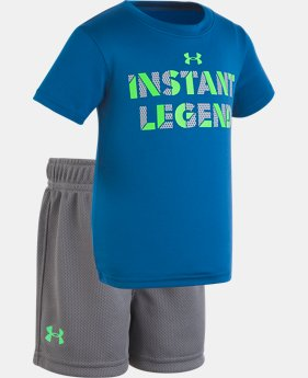 New Arrival  Boys' Infant UA Instant Legend Set   1  Color Available $33