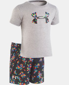 New Arrival Boys' Infant UA Digi Camo Set   1 Color $33