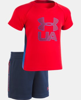 Boys' Infant UA Sportster Set  1  Color Available $33